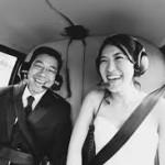 Heli Wed Couple