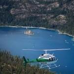Lake Tahoe Helicopter Weddings