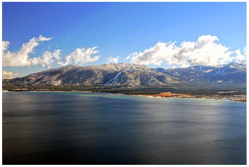 Tahoe Winter beauty