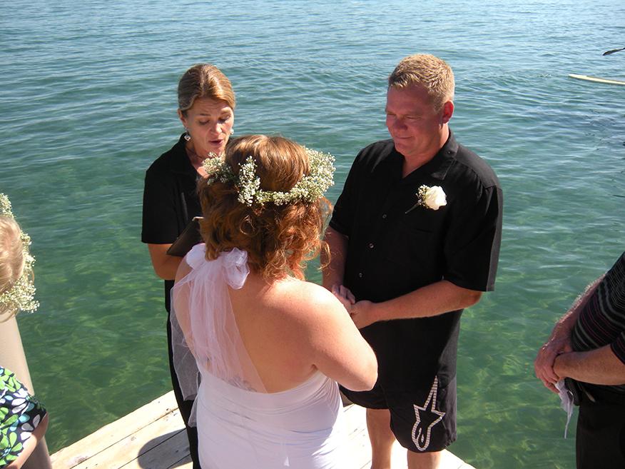 Lake Tahoe Nat and Pats Wedding