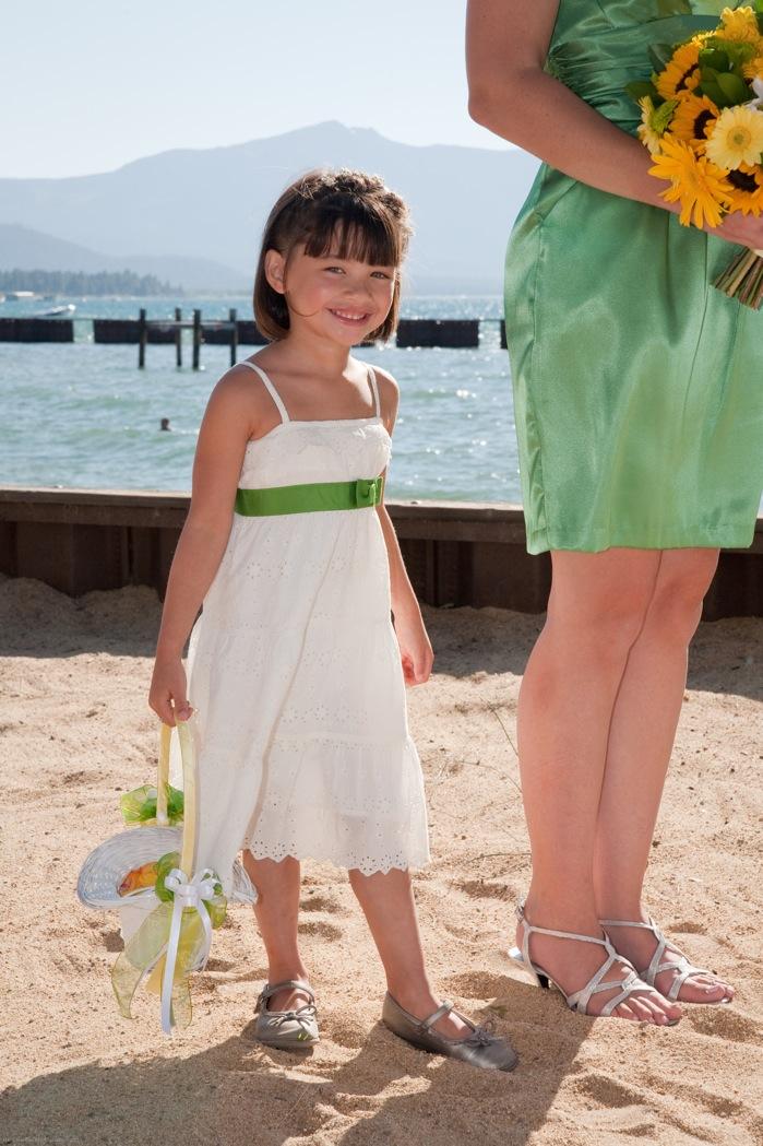 Lakeside Beach Wedding 3
